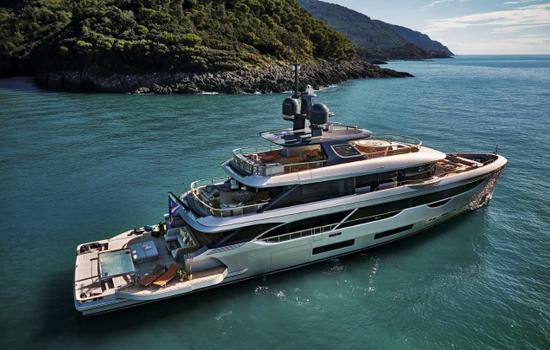 Benetti Oasis Yacht for Sale