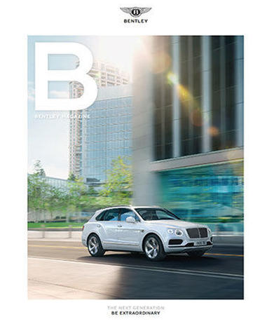 Bentley Magazine United Kingdom