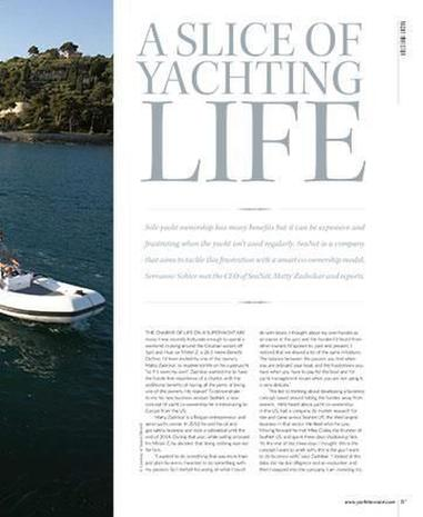 Yacht Investor United Kingdom